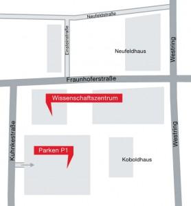 Wissenschaftszentrum-Kiel-Anfahrt